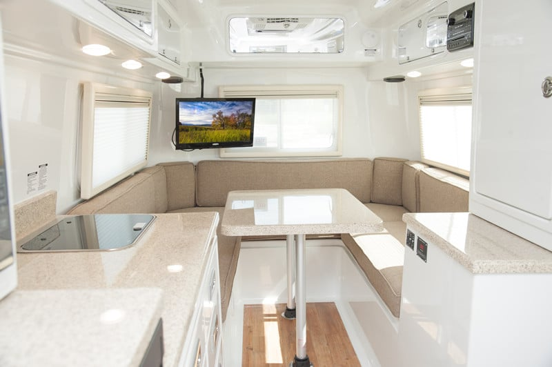 oliver legacy elite travel trailer standard fiber granite