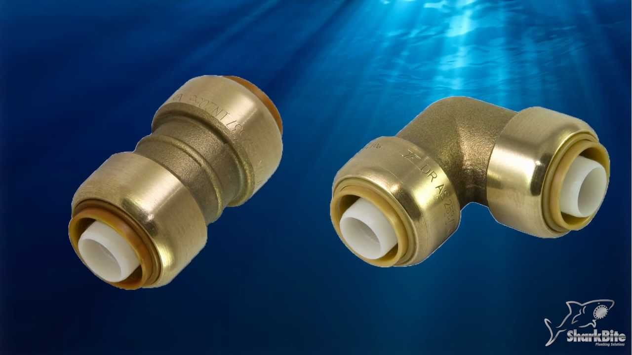 sharkbite connectors