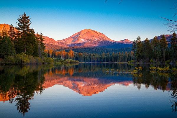 Northern California Best Camping Spots Lassen Volcanic National Park