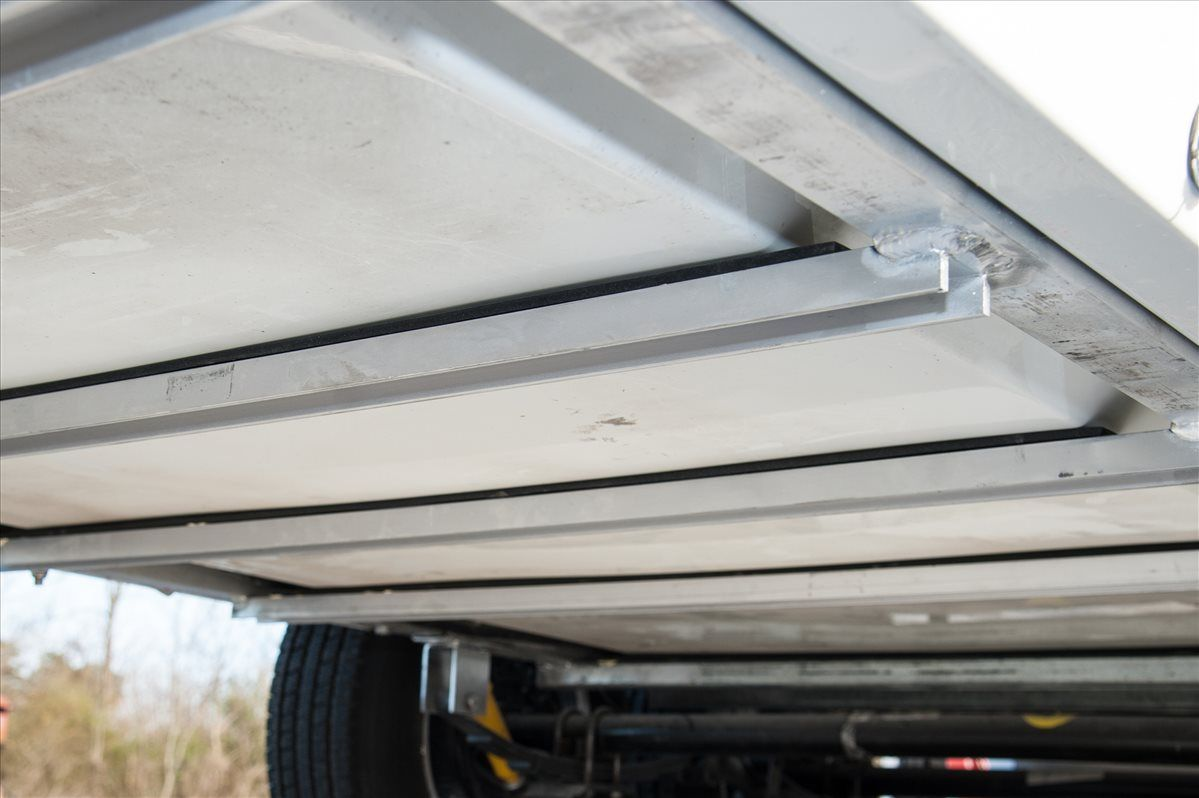 oliver travel trailers standard features aluminum frame chassis