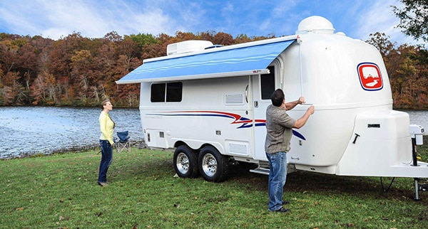 getting started with oliver travel trailers legacy elite