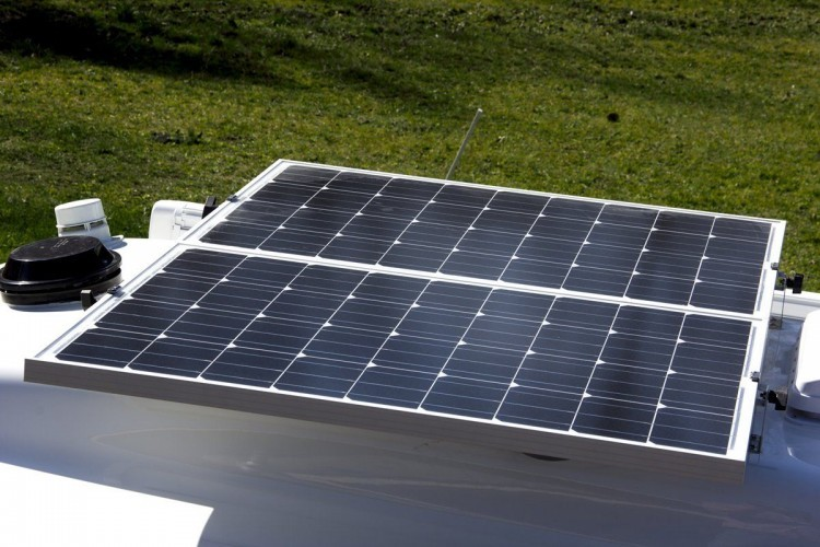 oliver travel trailers add-ons and upgrades options solar panels