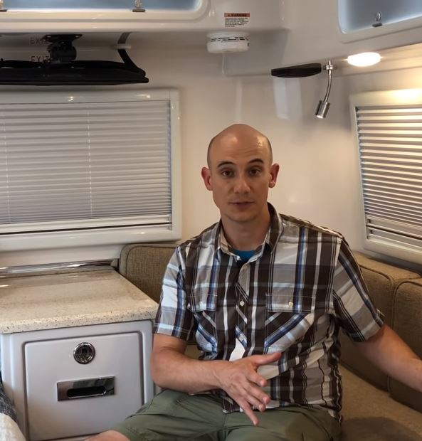 travel trailers youtube review oliver by we are the russos