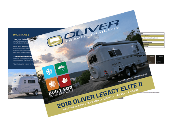 Oliver Travel Trailer Brochure 2019