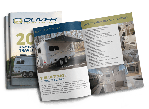 Oliver Travel Trailer Brochure 2020