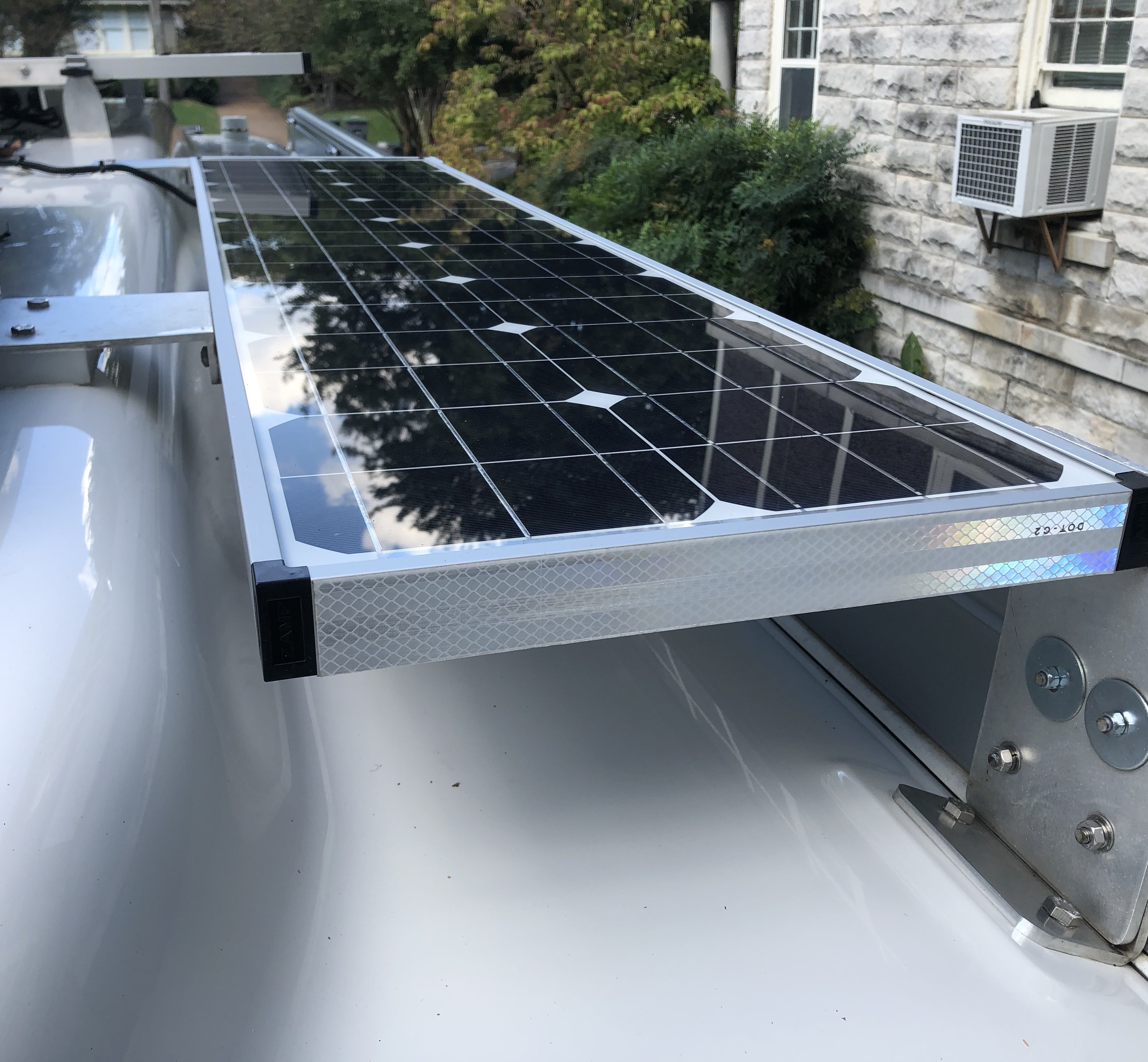 Zamp solar panel add-ons   Oliver Travel Trailers