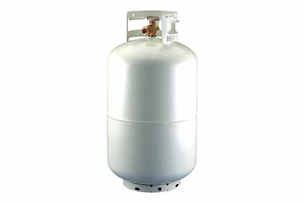 oliver travel trailers 30 lb propane tank upgrade