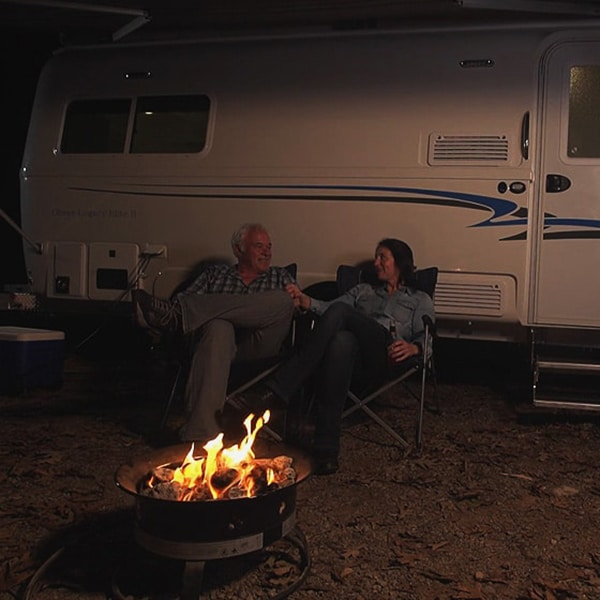 rv buyers guide first night camping