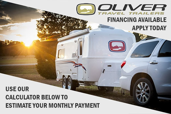 travel trailers financing