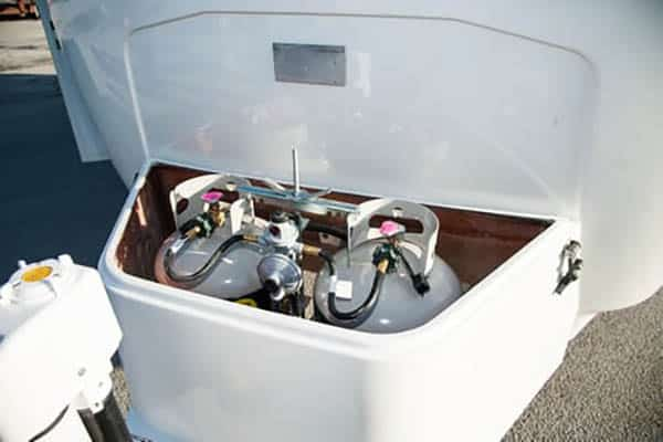 oliver travel trailers self contained hull design benefits
