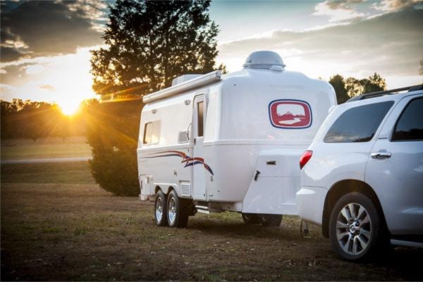 oliver travel trailers referral card program