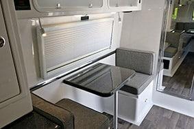oliver travel trailers standard floor plan