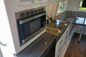 oliver travel trailers legacy elite 2 standard floorplan small