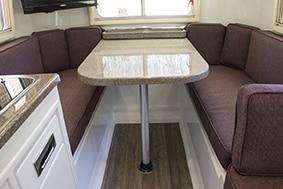 oliver travel trailers legacy elite standard floorplan small