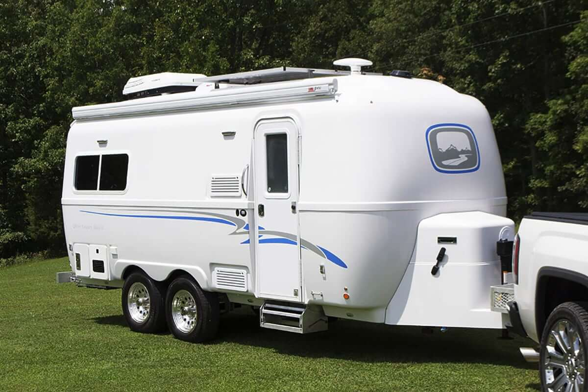 Camper Trailer | Legacy Elite II | Oliver Travel Trailers