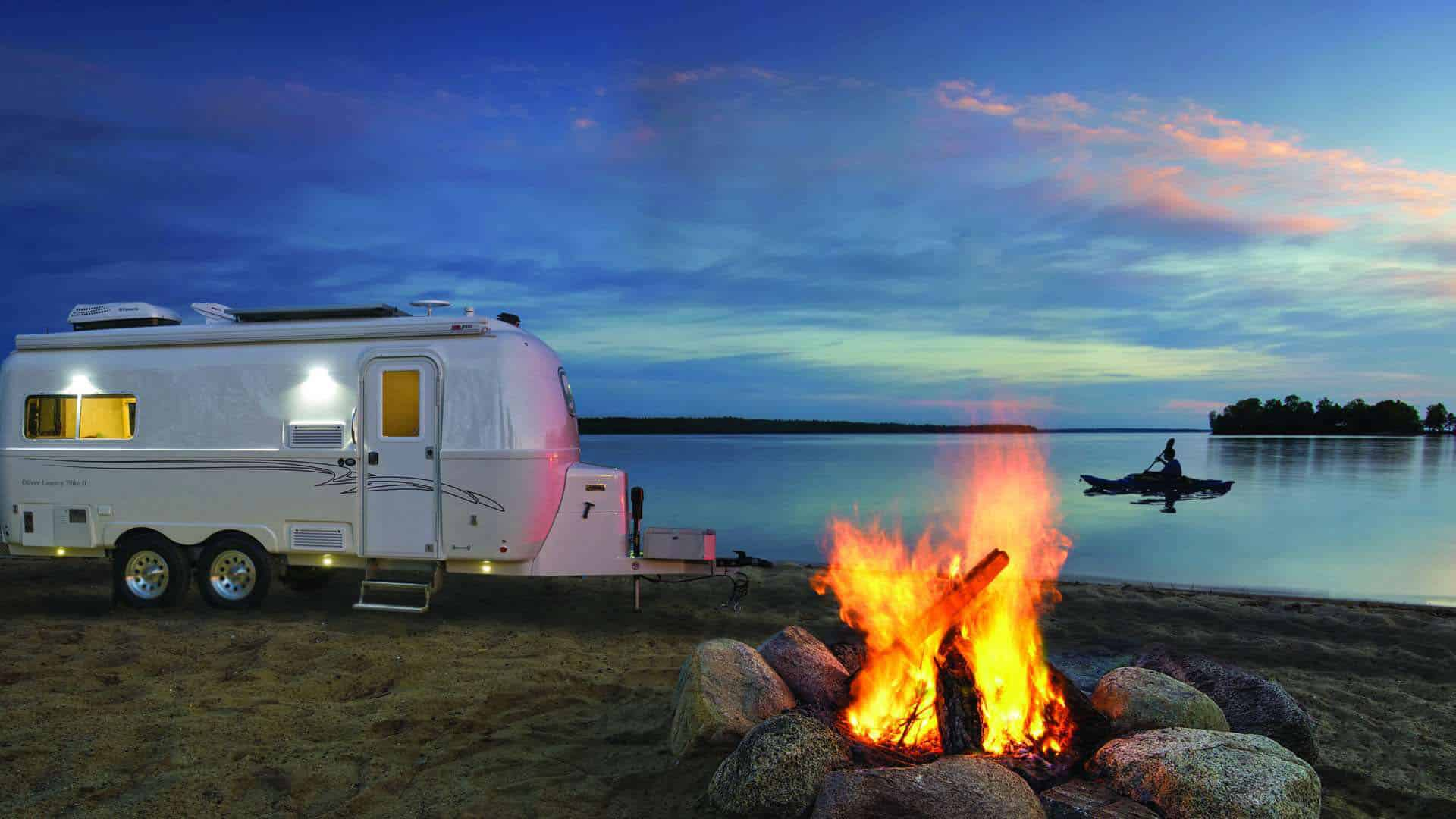 Travel Trailers | High Quality RVs Built to Last a Lifetime | Oliver