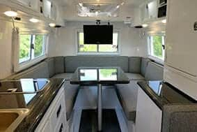 rv trailer camper oliver legacy elite 2 standard floorplan small