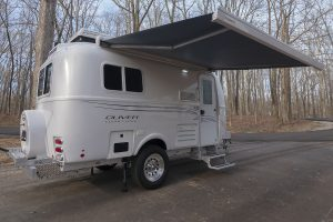 Oliver Legacy Elite travel trailer