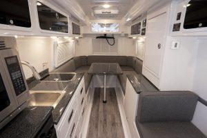 rear view standard floor plan
