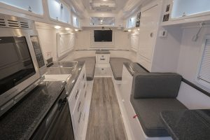 Oliver Legacy Elite 2 Twin Bed Travel Trailer