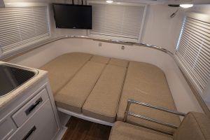 Legacy Elite Rear Dining Conversion to Bed