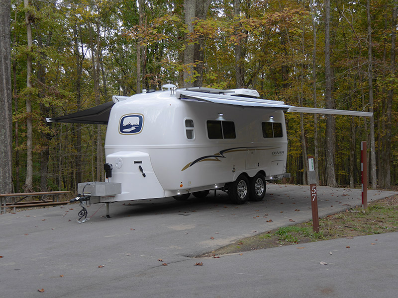 compare travel trailers airstream escape