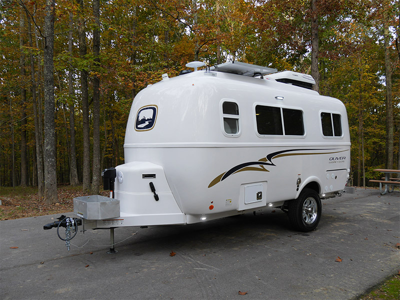 compare travel trailers airstream nest