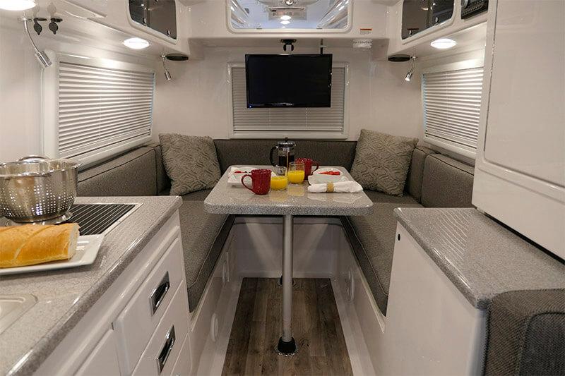 rv photos inside travel trailer