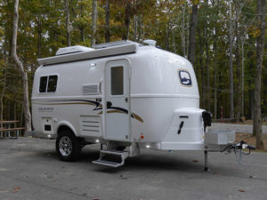 small travel camper trailer