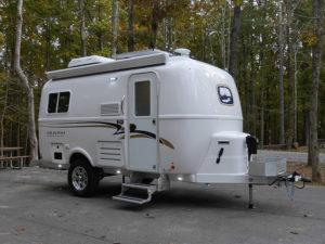 small camper trailer