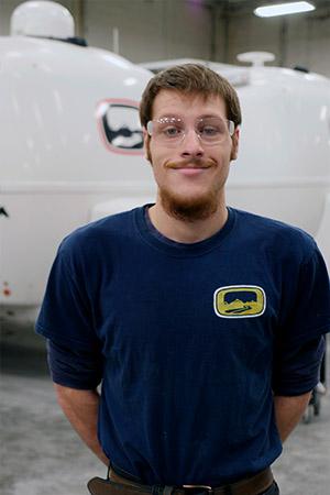Mark Staggs Service Technician