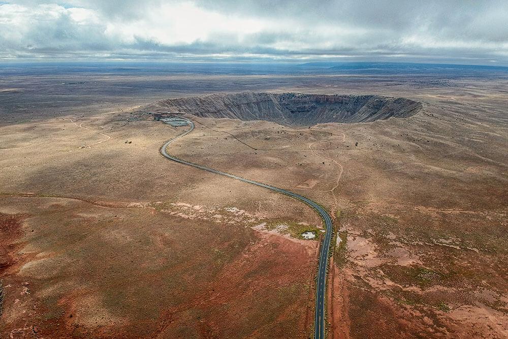 ARIZONA – Meteor Crater