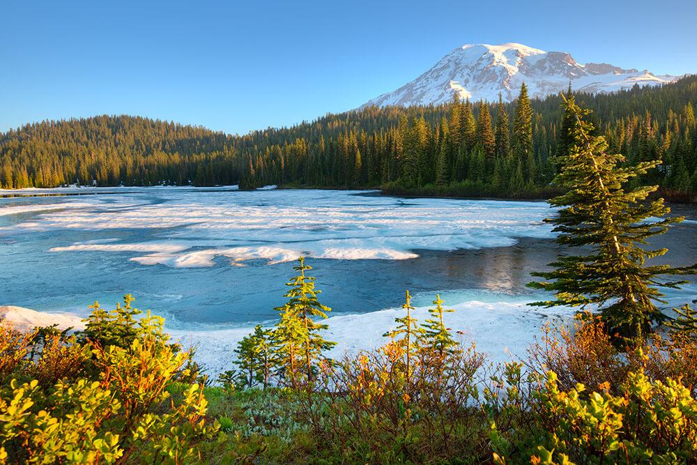 WASHINGTON STATE – Mount Rainier