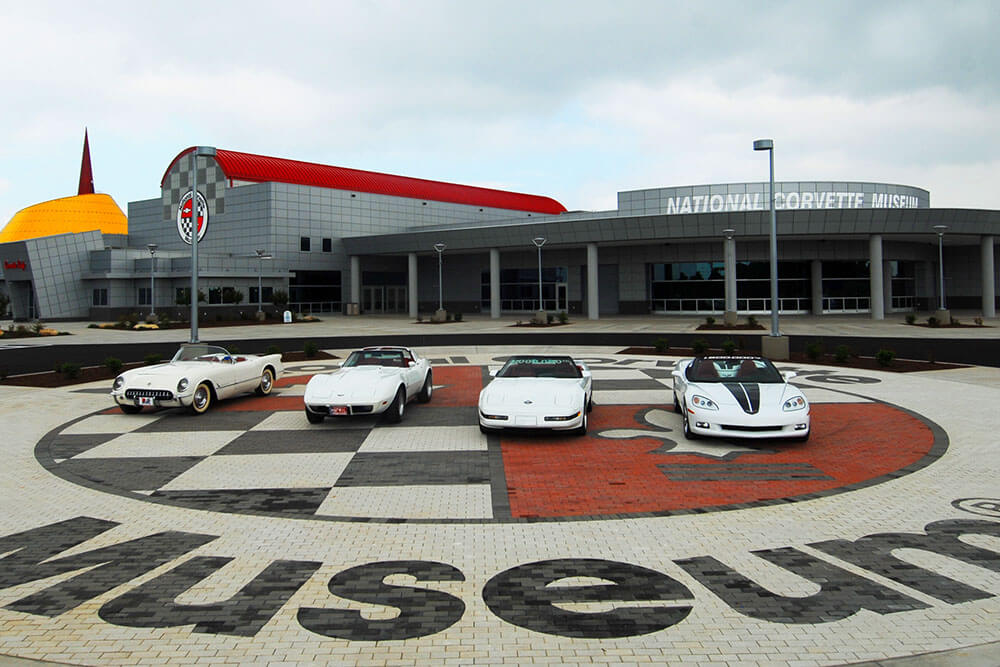 KENTUCKY – National Corvette Museum