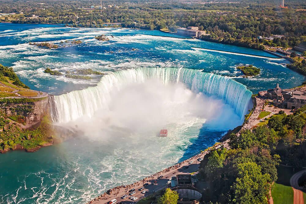 NEW YORK – Niagara Falls