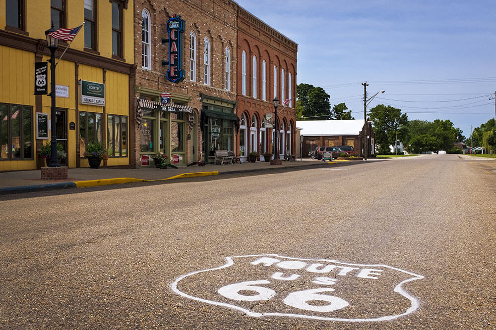 ILLINOIS – Historic Route 66