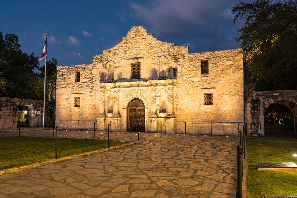 TEXAS – San Antonio Missions