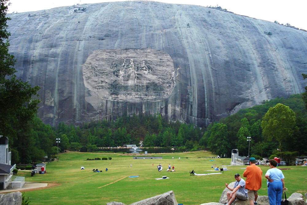 GEORGIA – Stone Mountain Park