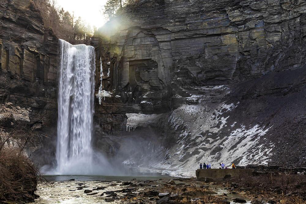 NEW YORK – Taughannock Falls State Park