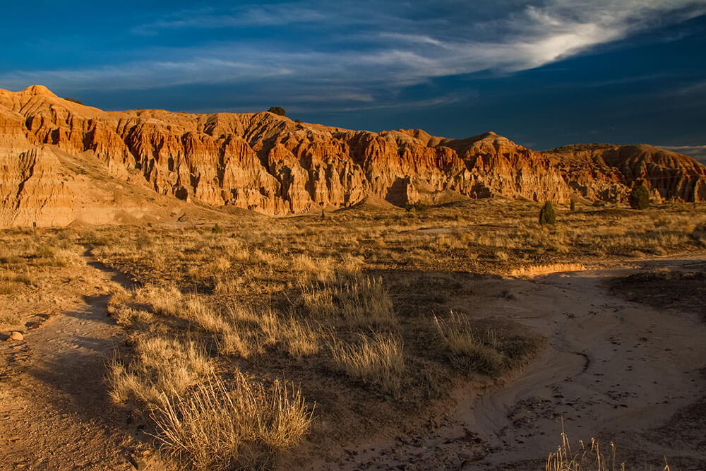 NEVADA – Cathedral Gorge State Park