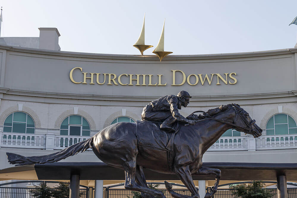 KENTUCKY – The Kentucky Derby Churchill Downs