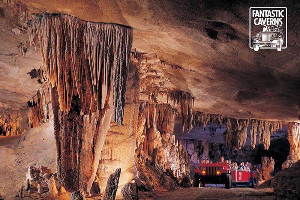 MISSOURI – Fantastic Caverns