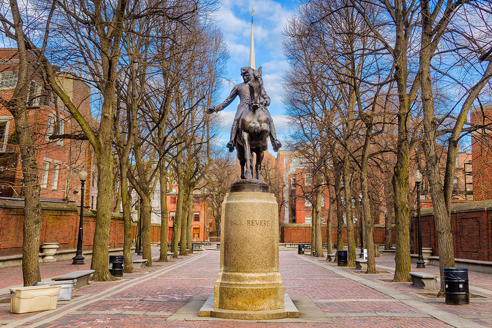 MASSACHUSETTS – Freedom Trail