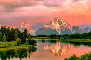 WYOMING – Grand Teton National Park