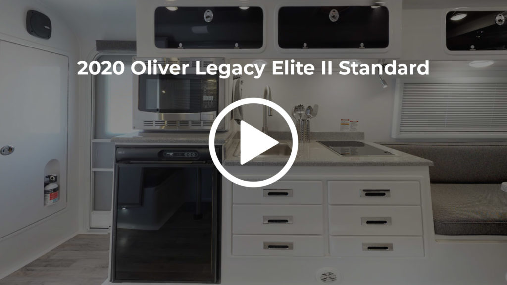 travel trailer legacy elite II virtual tour standard floor plan